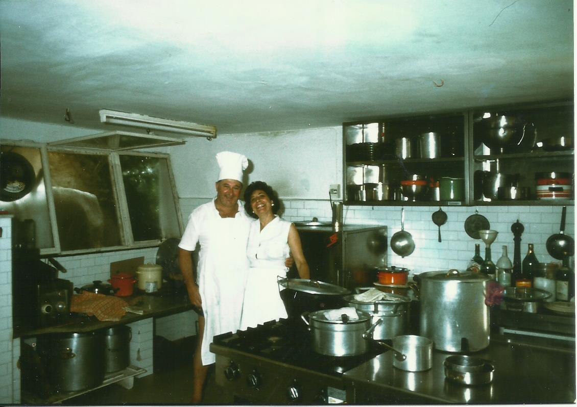 Nonno Adriano e Nonna Anna
